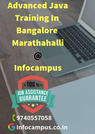Advanced Java Training In Bangalore Marathahalli-infocampus