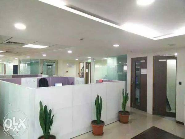 Banjara Hills Grade A Plug In Play Fully Furnished Office