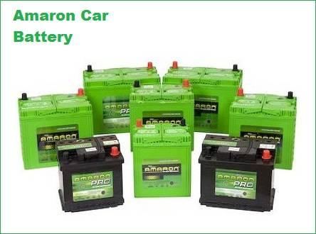 Buy Amaron Car Batteries Online in Delhi