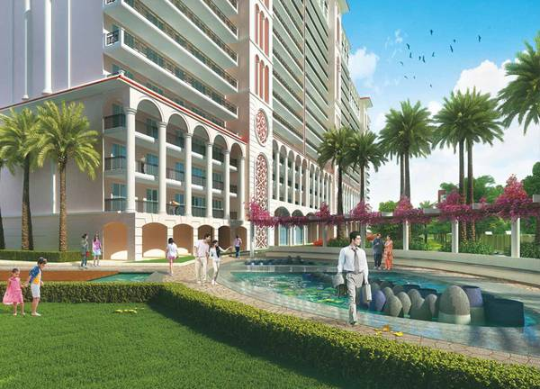 DLF Skycourt - 3 BHK Ready to Move Apartments near NH8