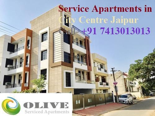 Fully Furnished Service Apartments in Vaishali Nagar Jaipur