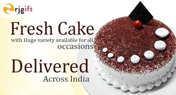 Get Online Cake Delivery in Delhi at Best Prices