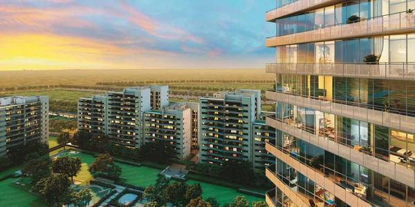 Ireo Skyon - Luxury Ready to Move Apartments on Golf Course
