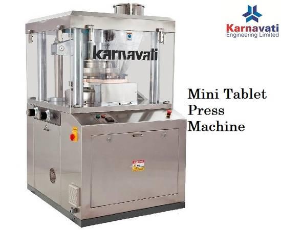 Mini Tablet Press Machine Supplier in India