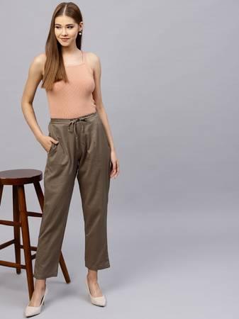 Online Shopping Designer Trousers For Women's & Ladies At