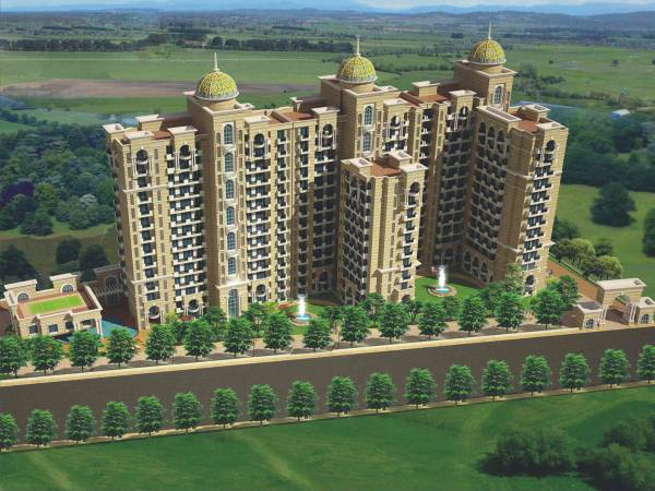 Purvanchal Kings Court - Luxury 3BHK Apartments in Gomti