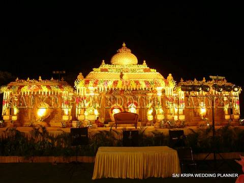 Wedding Decoration and Wedding planners in Hyderabad