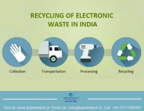 Where To Recycle Old Electronic Items in India