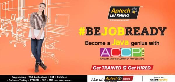 Best ACCP Training Institute in Delhi | Aptech Malviya Nagar