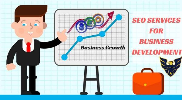 Business Development through SEO Services in Delhi