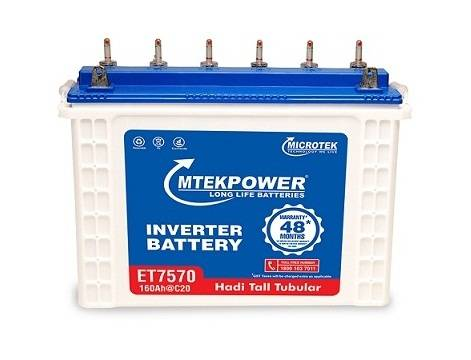 Buy M-TEK Inverter Battery Online in Delhi