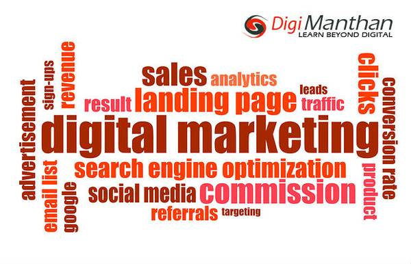 Digital Marketing Course in East Delhi By Digimanthan