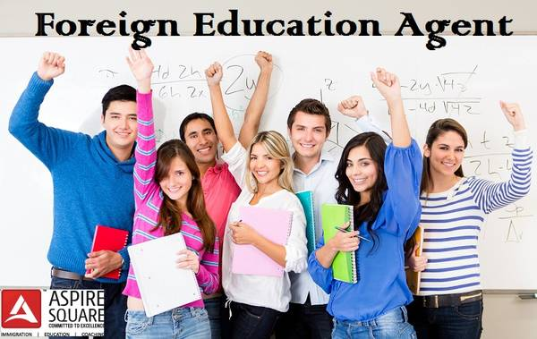 Foreign Education Agent in Ahmedabad