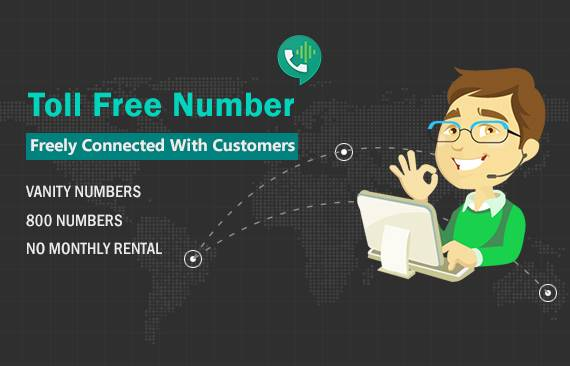 How to get Toll free number| Virtual toll free