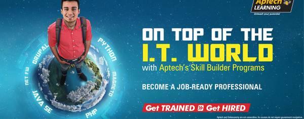 IT Winter Training provided by Aptech Malviya Nagar