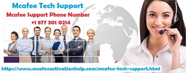 Mcafee Tech Support Toll Free Number