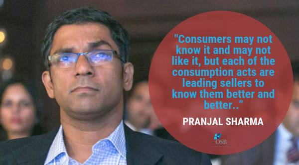 Pranjal Sharma - Business Knowledge Advisor, Author,
