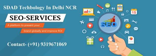 Search Engine Optimization Service (SEO) In Delhi NCR- SDAD