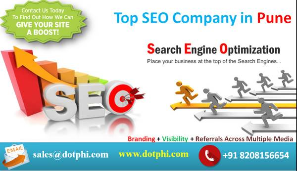 Top SEO Company in Pune