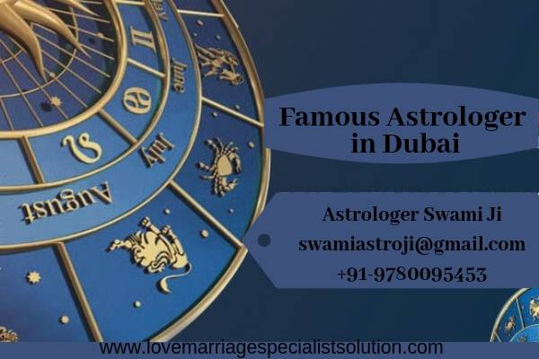 Famous Astrologer in Dubai - Astrologer Swami Ji -