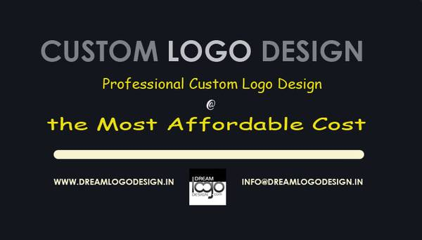 Professional Custom Logo Design at the Most Affordable Cost