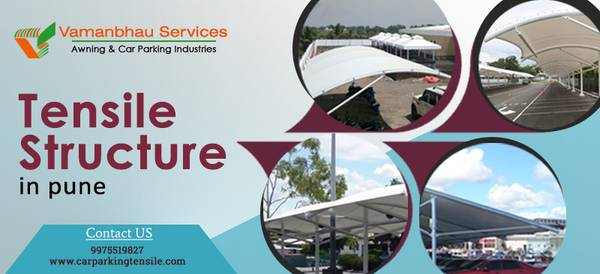 Tensile Structure in Pune