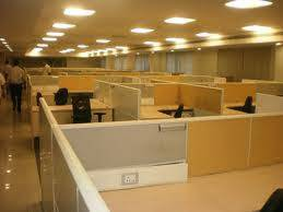 sq.ft Excellent office space available at brigade road