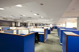 sq.ft Fabulous office space For rent at St. Marks Road