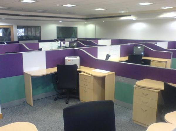 sq.ft plug and play office space for rent at double