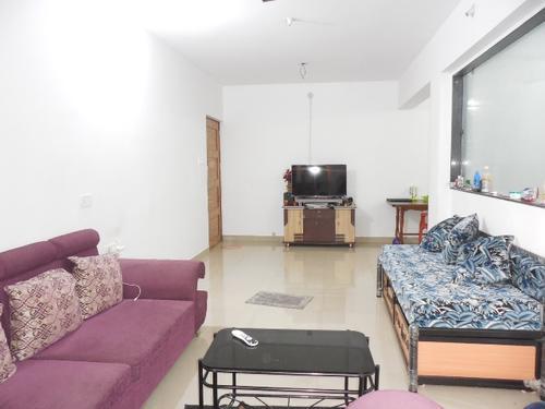 2 Bhk 110sqmt flat fully furnished for Rent in Porvorim Nort