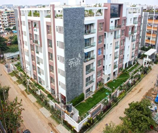 3 Bedroom flat for sale near madhapur