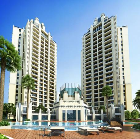 ATS Allure offers 2 and 3 BHK apartments