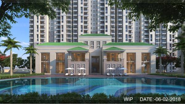 ATS Happy Trails: Luxurious 2BHK & 3BHK Apartments