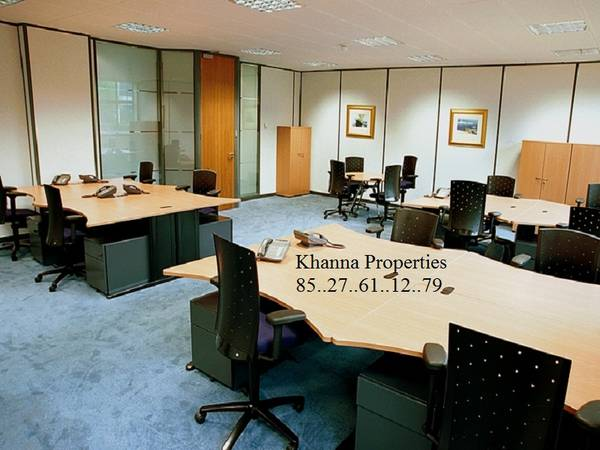 Get Business Office for Rent in Tagore Garden at Affordable