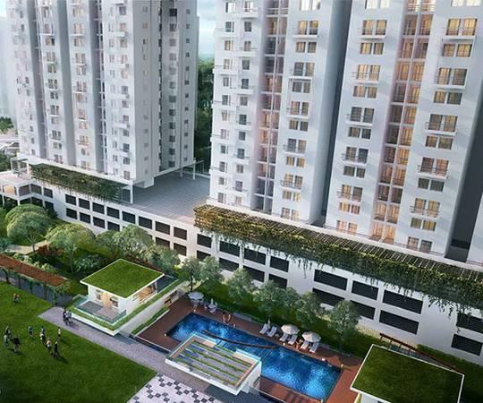 Godrej Meridien: Luxury 3BHK Apartments in 1.33 Cr. Onwards