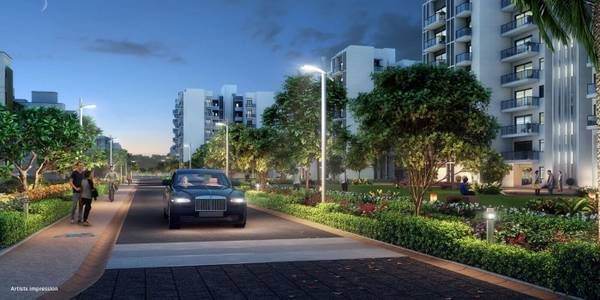 Godrej Windsor At Godrej Golf Links in Greater Noida