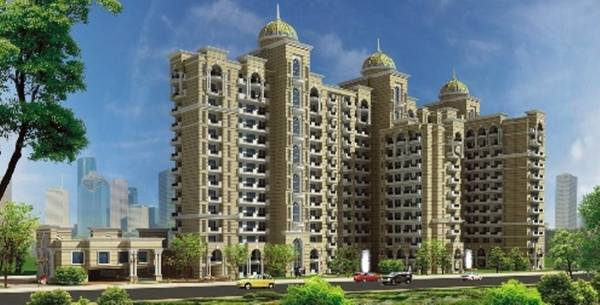 Purvanchal Kings Court - Luxury 3BHK+Servant Flats in Gomti