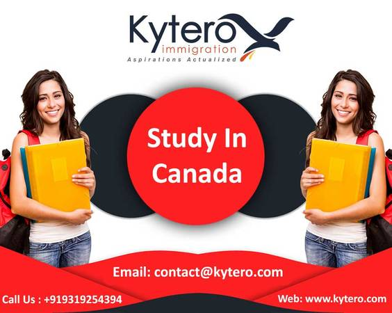Take an Opportunity to Study in Canada - Kytero Immigration