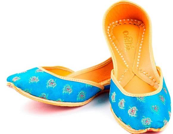 Buy Ethnic Footwear Online