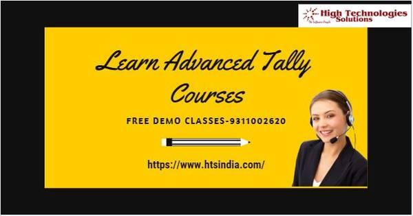 Tally Training Course in Delhi, Gurgaon and Noida