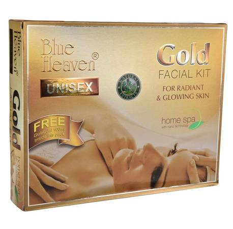 Revive Your Skin with Gold Facial Kit Online at Best Price