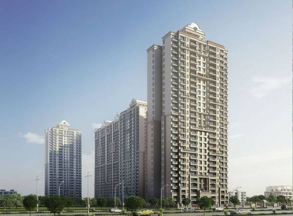 Ats Rhapsody 3 And 4 Bhk Apartments