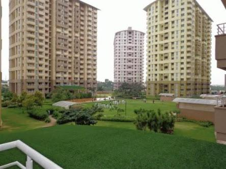 Brigade Metropolis - Semi Furnished 3 BHK Flat For Rent