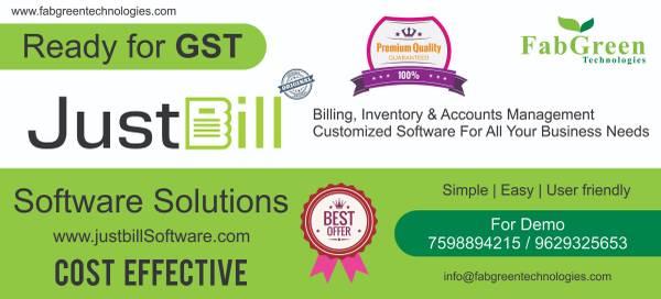 GST Billing Software in Erode