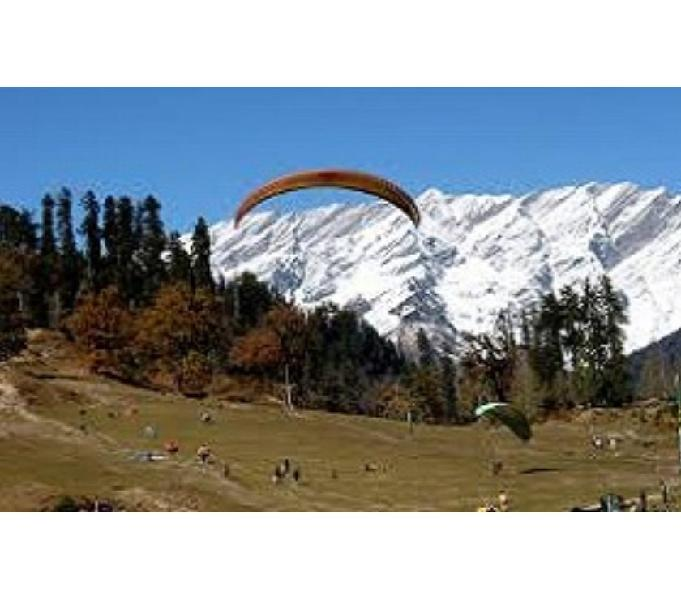 Grand Himachal Tour By Car Ex. Delhi from Ahmedabad