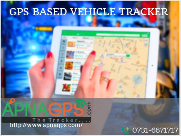 India's Top GPS Based Vehicle Tracking System