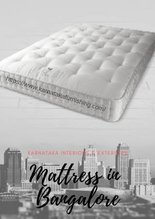 Mattress in Bangalore-Mattress Dealer in Bangalore