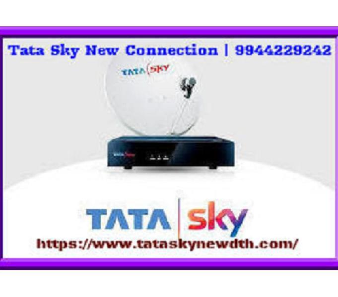 New Connection TATA SKY | Call @ 9944229242