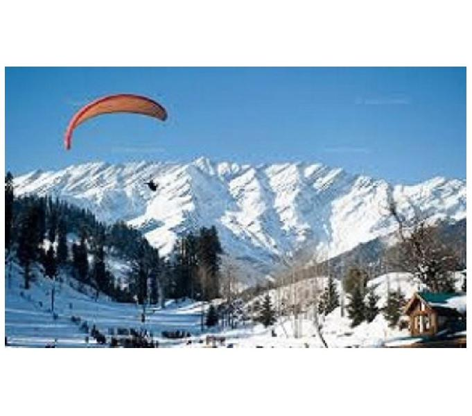 Shimla - Manali - Chandigarh Tour by AC Car from Ahmedabad