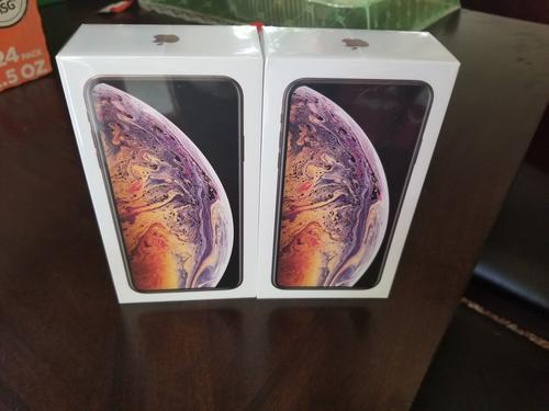 Apple iPhone XS Max 64GB Space Grey Unlocked A2101 GS